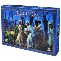 FREEDOM - LE CHEMIN DE FER...