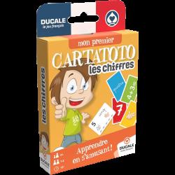 CARTATOTO - LES CHIFFRES