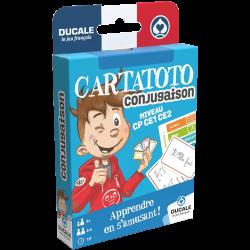 CARTATOTO - CONJUGAISON