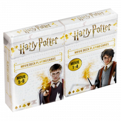 HARRY POTTER - JEUX DE CARTES