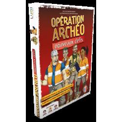 OPÉRATION ARCHÉO - EXT....