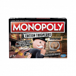 MONOPOLY - ÉDITION TRICHEURS