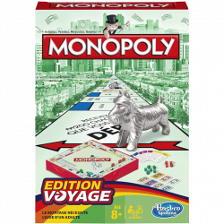 MONOPOLY - ÉDITION VOYAGE