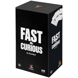 FAST & CURIOUS BY KONBINI