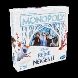MONOPOLY REINE DES NEIGES 2