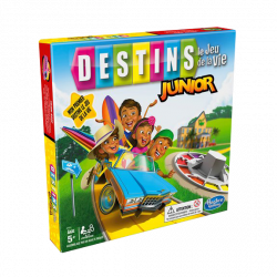 DESTINS JUNIOR - LE JEU DE...
