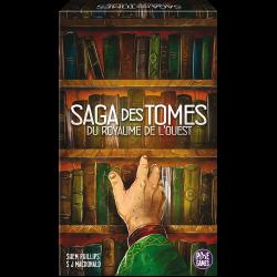 SAGA DES TOMES DU ROYAUME...