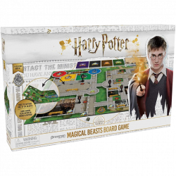 HARRY POTTER - MAGICAL BEASTS