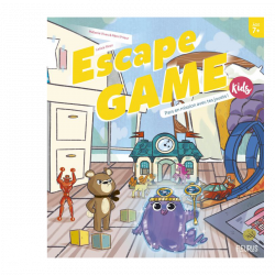 ESCAPE KIDS 4 - PARS EN...