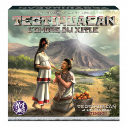 TEOTIHUACAN - EXT. L'OMBRE...