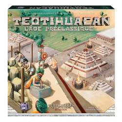 TEOTIHUACAN - Ext. L'ÂGE...