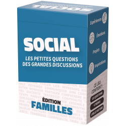 SOCIAL FAMILLES