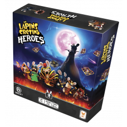 THE LAPINS CRÉTINS – HEROES