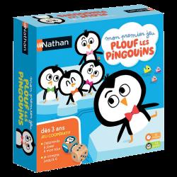 PLOUF LES PINGOUINS