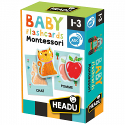 BABY FLASH CARDS MONTESSORI