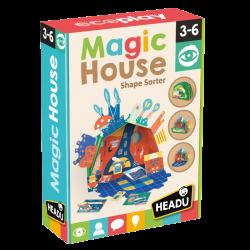 MAGIC HOUSE : SHAPE SORTER