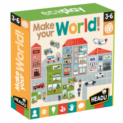 MAKE YOUR WORLD !