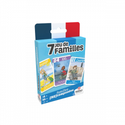 JEU DE 7 FAMILLES -...