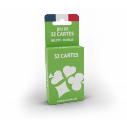 JEU DE 32C - BELOTE BASIC...