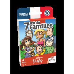 JEU DE 7 FAMILLES - ALBUM...