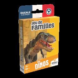 JEU DE FAMILLES - LES DINOS