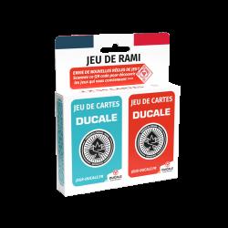 JEU DE 54C x2 - RAMI DUCALE...