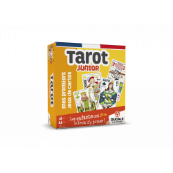 MES PREMIERS JDC : TAROT...