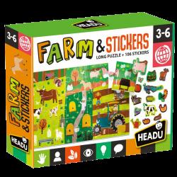 FARM & STICKERS : LONG...