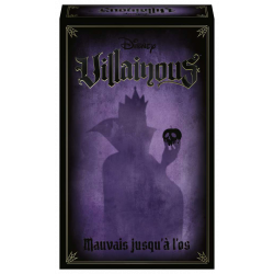 DISNEY VILLAINOUS : MAUVAIS...