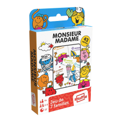 JEU DE FAMILLE - MONSIEUR...