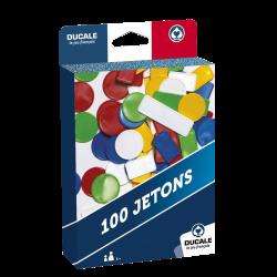 BOÎTE 100 JETONS