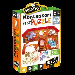 MONTESSORI FIRST PUZZLE :...
