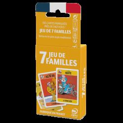 JEU DE 7 FAMILLES - ECO FORMAT