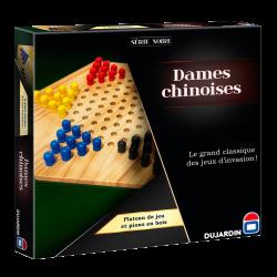 DAMES CHINOISES - SÉRIE NOIRE