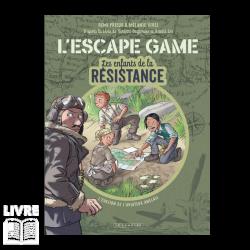 L'ESCAPE GAME 01 - LES...