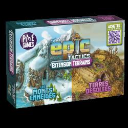 TINY EPIC TACTICS - EXT....