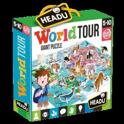 WORLD TOUR : GIANT PUZZLE