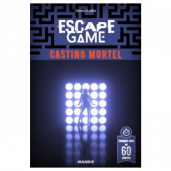 ESCAPE 7 - CASTING MORTEL