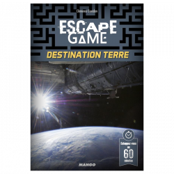 ESCAPE 08 - DESTINATION TERRE