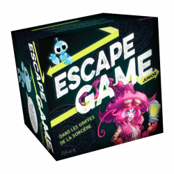 ESCAPE BOX JUNIOR - DANS...