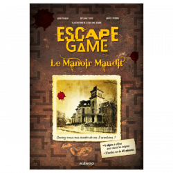 ESCAPE 10 - LE MANOIR MAUDIT