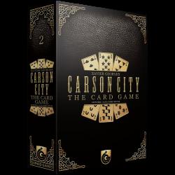 CARSON CITY – LE JEU DE CARTES