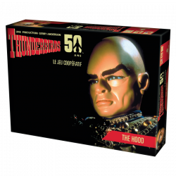 THUNDERBIRDS - Ext. THE HOOD