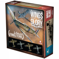WINGS OF GLORY - LA...
