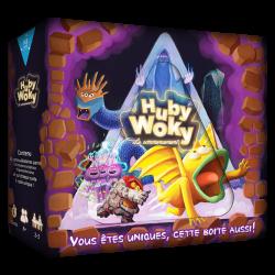 HUBY WOKY - STARTER PACK