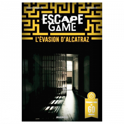ESCAPE 11 - L'ÉVASION...