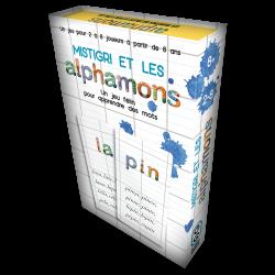 ALPHAMONS - MISTIGRI ET LES...