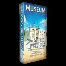 MUSEUM - Ext. L'EXPOSITION...