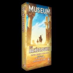MUSEUM - Ext. LES ARCHÉOLOGUES