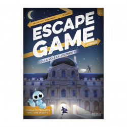 ESCAPE JUNIOR 5 - QUI A...